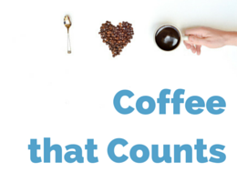 Creating Coffee that counts
