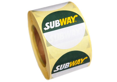 Subway range of items