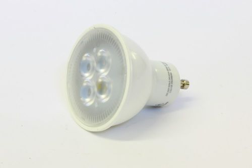 5.3w GU10 LED bulb (warm white)
