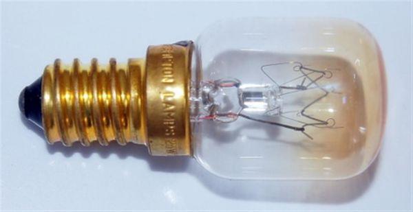 A Duke Type Oven Bulb 1000 hr 25W SESE14