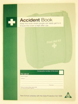 accident report book ireland An accident book is mainly for the benefit of employees, as it provides a useful record of what happened in case you need time off work or need to claim compensation later on, but recording.