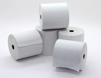 Best Seller Thermal Till Rolls - 80 x 80 x 12.7mm