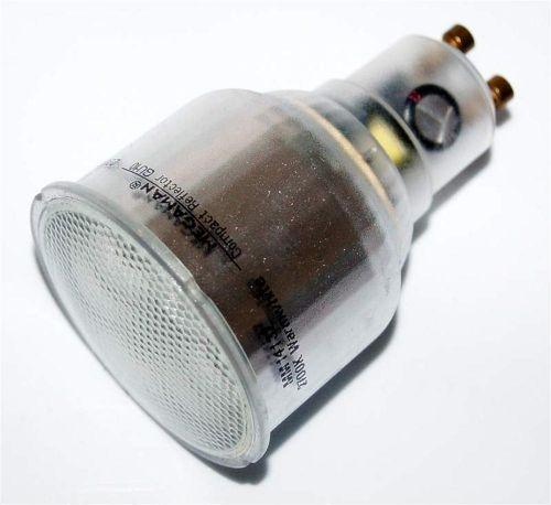 Energy Saving Bulb - 11W GU10 2700K hours