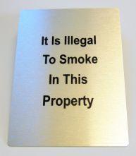 Pre Printed Signs