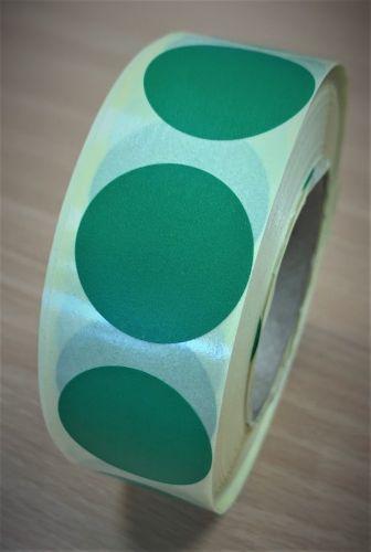 Green Dot Labels
