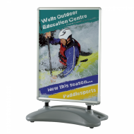 H2O Swingmaster Heavy Duty Sign