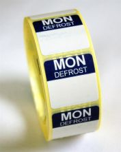 Defrost Labels