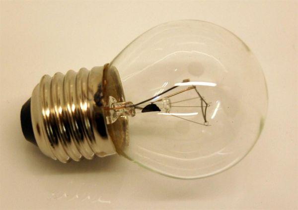 Oven Bulbs 45mm 40W E27 ES