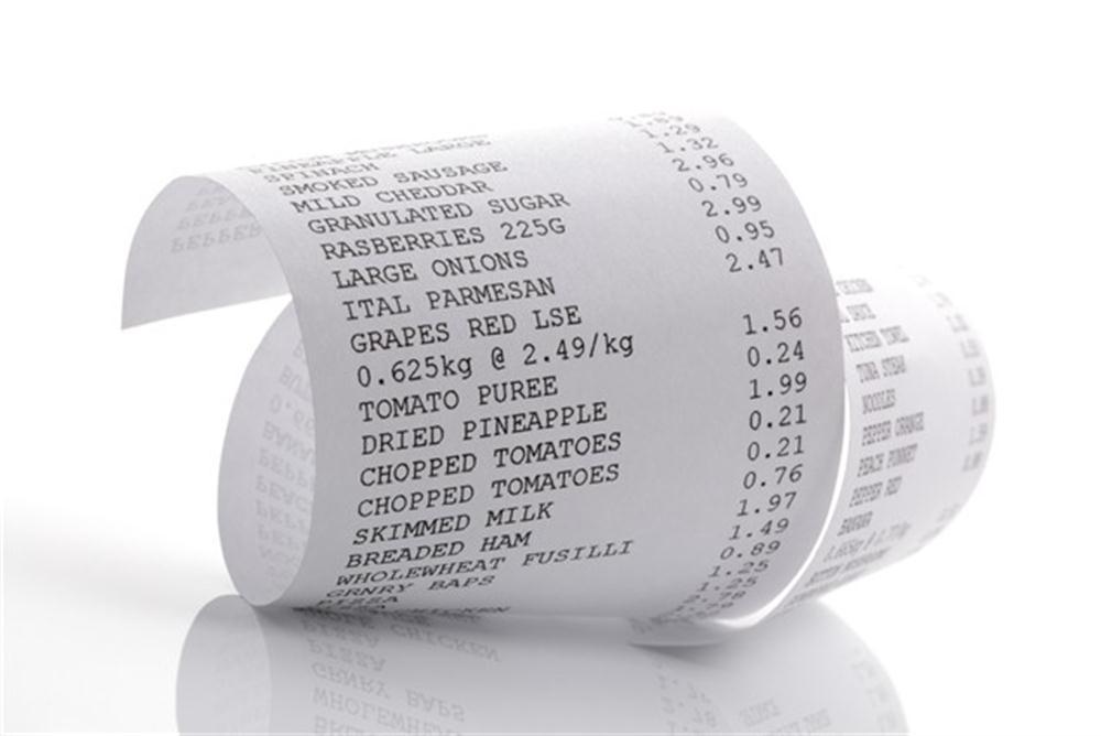 Best Selling Thermal Till Rolls 57 X 40 X 12 7mm Printway